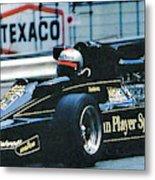 Andretti Monaco 78 Metal Print