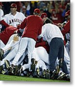Angels Celebrate Metal Print
