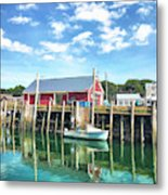 Another Day On The Water Metal Print
