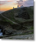 Anvil Point - England Metal Print