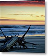 Approaching Tide Metal Print