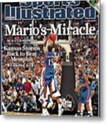April 14, 2008 Sports Illustrate Sports Illustrated Cover Metal Print