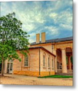 Arlington House Metal Print