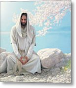 As I Have Loved You Metal Print