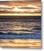 As I Say Goodnight Metal Print