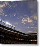 Athletics V Orioles Metal Print