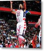 Atlanta Hawks V Washington Wizards - Metal Print