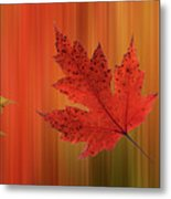 Autumn Spirit Panoramic Metal Print