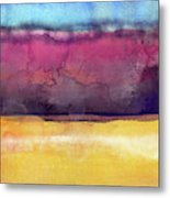 Awakened 6- Art By Linda Woods Metal Print