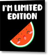 Awesome Im Limited Edition Metal Print