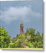 Bald Head Island Lighthouse Metal Print