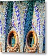 Barcelona Mosaic  Metal Print