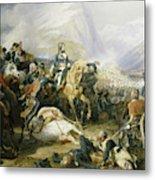 Bataille De Rivoli, 1797 Metal Print
