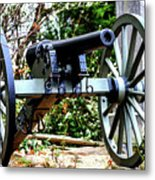 Battery D, Fifth United States Artillery Metal Print