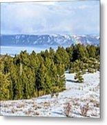 Bear Lake Scenic Byway Metal Print