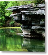 Bear Springs Metal Print