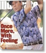 Ben Crenshaw, 1995 Masters Sports Illustrated Cover Metal Print