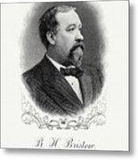 Benjamin Bristow Metal Print