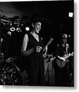 Bettye Lavette Performs In Los Angeles Metal Print