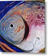 Big Fish Metal Print