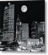Big Moon Indianapolis 2019 Metal Print