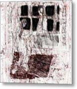 Black Ivory Issue 1b19 Metal Print
