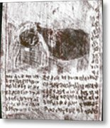 Black Ivory Issue 1b70c Metal Print