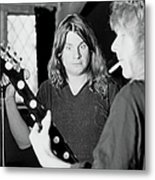 Blizzard Of Ozz Sessions Metal Print
