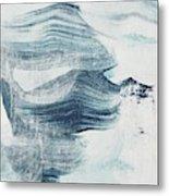 Blue #1 Metal Print