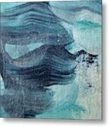 Blue #3 Metal Print