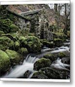 Borrowdale Mill  Metal Print
