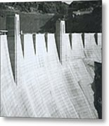 Boulder Dam Power Unit, 1941 Metal Print