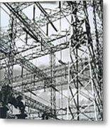Boulder Dam Power Units, 1941 Metal Print