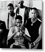 Boyz II Men Metal Print