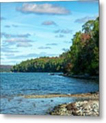 Bras D'or Lake, Cape Breton Nova Scotia, Canada Metal Print