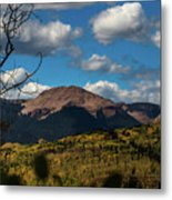 By The Power Of Graysill Metal Print