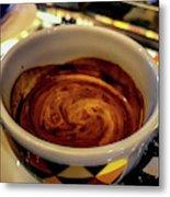 Caffe Doppio Metal Print