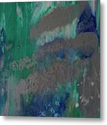 Calm, Cool And Collected Sold Metal Print