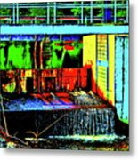 Canton Central 10 Metal Print