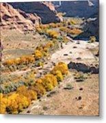 Canyon De Chelley Autumn Metal Print