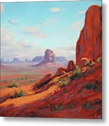 Canyonlands  Metal Print