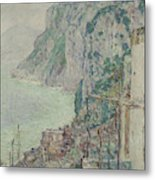 Capri, 1897  Metal Print