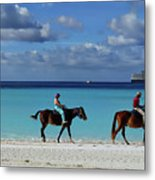 Caribbean Dream Metal Print
