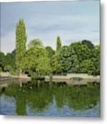 Carshalton Ponds Metal Print