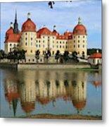 Castle Moritzburg  Metal Print