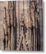 Cathedral Chimera Metal Print