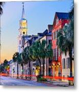 Charleston, South Carolina, Usa Metal Print