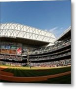 Chicago Cubs V Houston Astros Metal Print