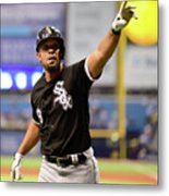 Chicago White Sox V Tampa Bay Rays Metal Print
