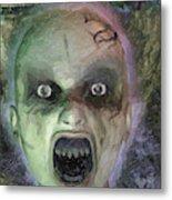 Child Ghost Metal Print